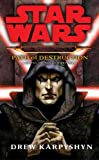 Drew Karpyshyn Darth Bane - Path of Destruction - A Novel of the Old Republic (Star Wars)