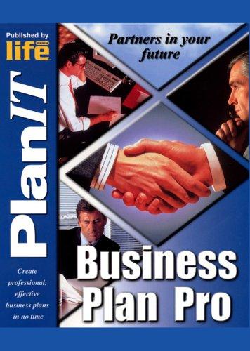 PlanIt Business Plan Pro