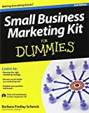 img - for Small Business Marketing Kit For Dummies 3rd edition by Schenck, Barbara Findlay (2012) Paperback book / textbook / text book