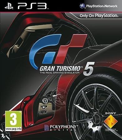 Sony Gran Turismo 5 (Ps3)