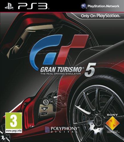 Sony Gran Turismo 5 (Ps3) - 1