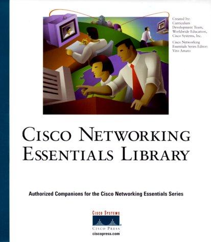 Cisco Networking Essentials Library