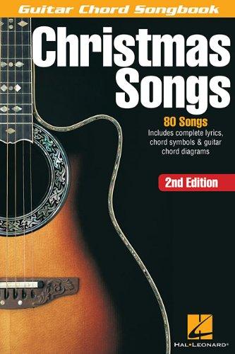 Christmas Songs (Guitar Chord Songbooks)