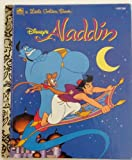img - for Disney's Aladdin 107-88 A Little Golden Book book / textbook / text book