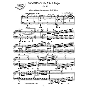 Beethoven Symphonies Nos 6 9 Transcribed For Solo Piano