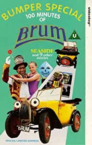 Brum: Bumper Special - Seaside And 9 Other Stories [VHS]