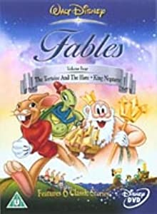Walt Disney's Fables - Vol.4 [DVD]