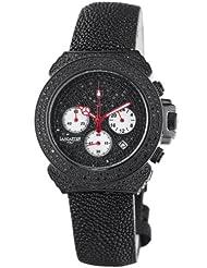 Lancaster Women's OLA0429G/NR Pillo Diamond Black Dial Stingray Watch