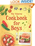 The Cookbook for Boys (Usborne First...