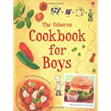 The Cookbook for Boys (Usborne First Cookbooks)by Abigail Wheatley