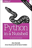 img - for Python in a Nutshell: A Desktop Quick Reference book / textbook / text book