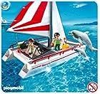 PLAYMOBIL Catamaran with Dolphins