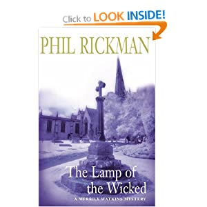 The Lamp of the Wick - Phil Rickman