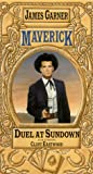 Maverick 1: Duel at Sundown [VHS]