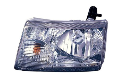 Ford Ranger Replacement Headlight Assembly - 1-Pair (Ford Headlight Assembly compare prices)