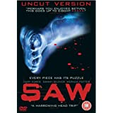 Saw (Uncut, Theatrical Version) [DVD]by Leigh Whannell