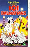 One Hundred and One Dalmatians [VHS]