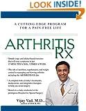 Arthritis Rx: A Cutting-Edge Program for a Pain-Free Life