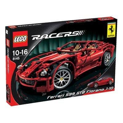 LEGO Racers 8145: Ferrari 599 GTB Fiorano