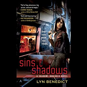 Sins & Shadows: A Shadows Inquiries Novel | [Lyn Benedict]