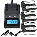 Kastar Ultra Fast Charger(3X