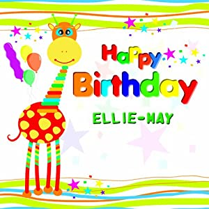 Happy Birthday Ellie-May