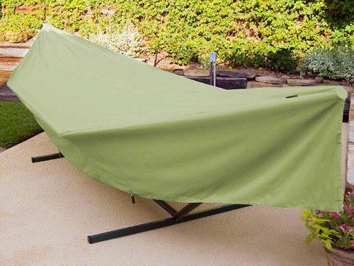 CoverMates Hammock Cover : 188L x 60Wx 20H Ultima Solution Dyed Polyester