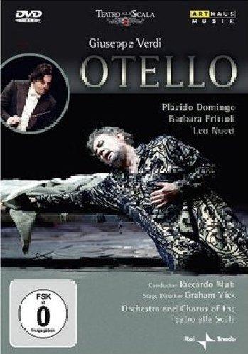 Otello(Domingo,Frittoli,Nucci)-Muti- Verdi - DVD