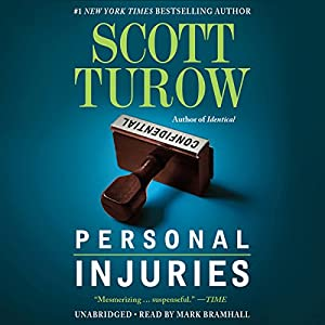 Personal Injuries Audiobook