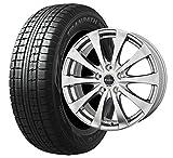16インチ 1本セット スタッドレスタイヤ&ホイール トーヨー(TOYO) MK4α 205/65R16 ホットスタッフ