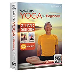 Rodney Yee's A.M. & P.M. Yoga for Beginner's