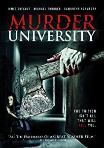 Murder University [Import USA Zone 1]
