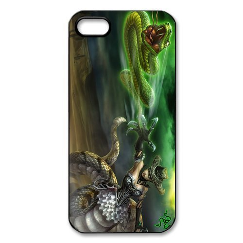 Sale alerts for PhoneXover League Of Legends - PhoneXover Custom Style Game Cover Case For Iphone 5 5S - Covvet