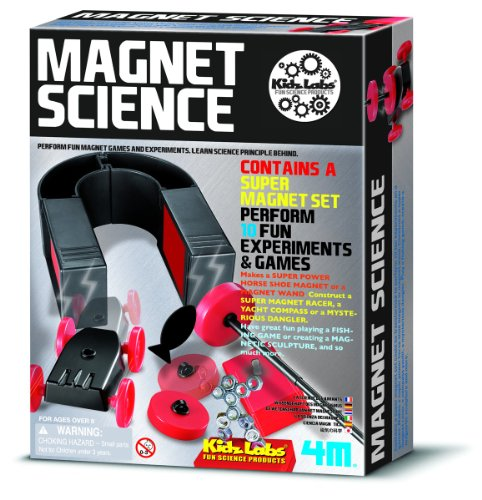 4M Magnet Science Kit by 4M