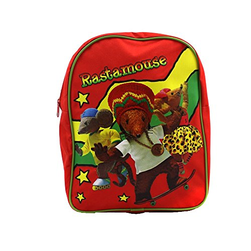 Trademark Collection Rastamouse Backpack - 1