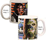 Original Star Wars Mug Gift Set of 2 Collectible New in Box!