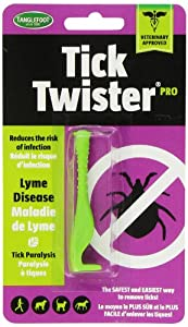 Tick Twister Tick Remover Set with Small and Large Tick Twister by Q K Design