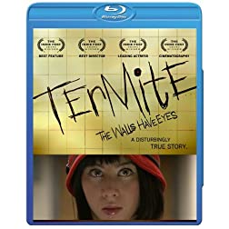 Termite: The Walls Have Eyes [Blu-ray]
