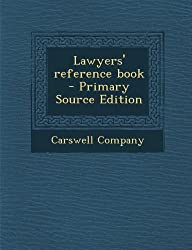Lawyers' Reference Book