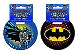 Batman Iconic Stainless Steel Super Hero Coaster Bottle Opener