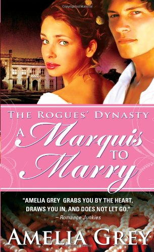 Image of A Marquis to Marry: The Rogues' Dynasty