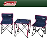 coleman コールマン コンパクトチェアテーブルセット ネイビー 2000011513