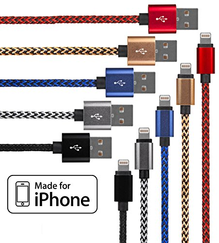 iphone-lightning-cable-5-pack-braided-33-feet-in-red-blue-white-gold-black-iphone-cable-w-lightning-