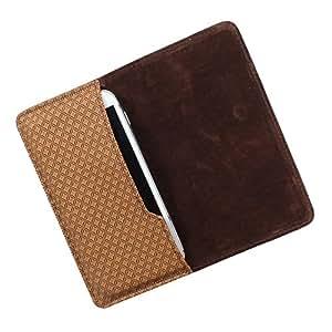 Dooda PU Leather Flip Pouch Case For LG L FINO(D295)