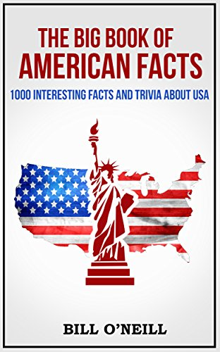 The Big Book Of American Facts by Bill O'Neill ebook deal