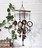 Unravel India Bamboo loops windchime