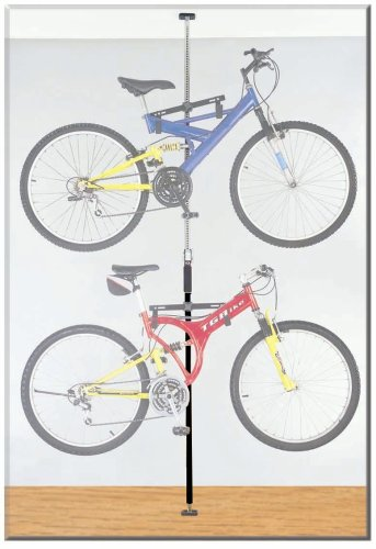 SpareHand Q-Rak Dual Floor To Ceiling Bike Storage Rack