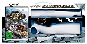 Remington Dangerous Animals inkl. Gewehr - [Nintendo Wii]