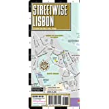Streetwise Lisbon Map - Laminated City Center Street Map of Lisbon, Portugal: Folding Pocket Size Travel Map (Streetwise (Streetwise Maps))by Streetwise Maps Inc.