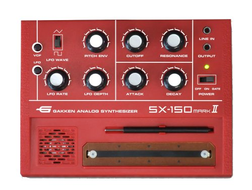 Buy Bargain Gakken SX-150 MARK II Analog Synthesizer